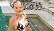 58'lik Sharon Stone'dan Yıllara Meydan Okuyan Poz!