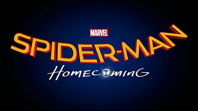 5. Spider-Man Homecoming