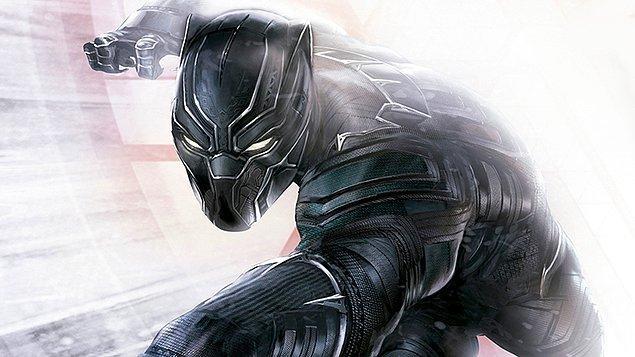 9. Black Panther