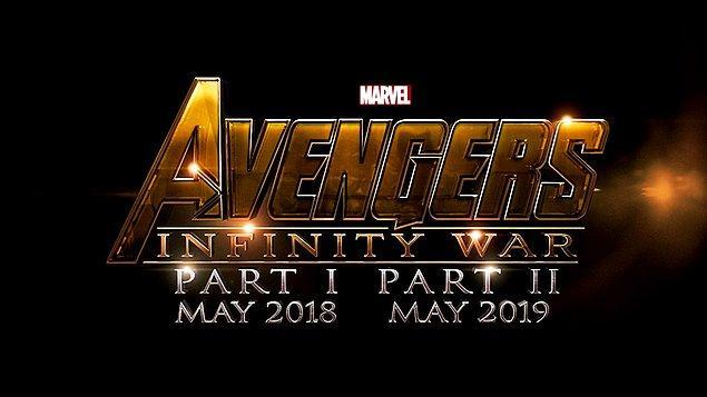 11. Avengers 3: Infinity War