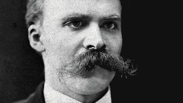 Sen Nietzsche'nin sevgilisi olmalısın!