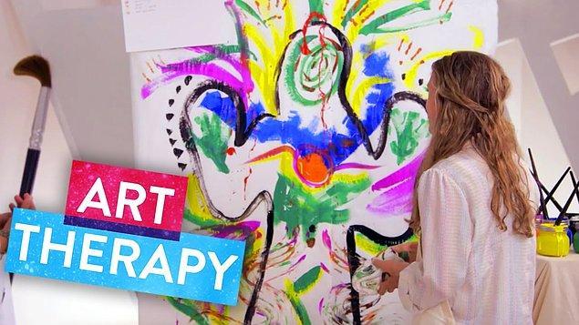 9. Art terapi