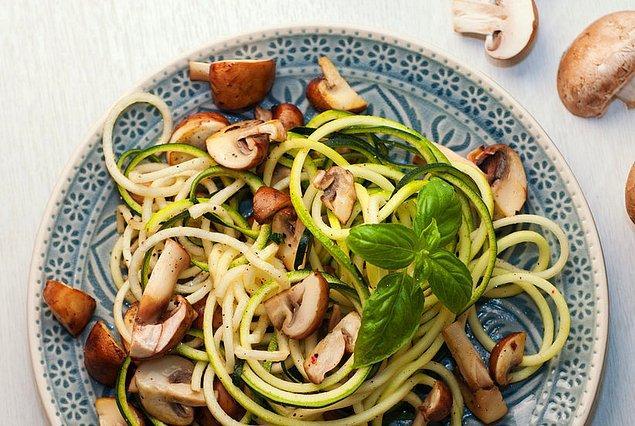 14. Gelgelelim, sağlıklı ve hafif tek gıda salata değil ey Romalılar! Gözlerinizi açın.
