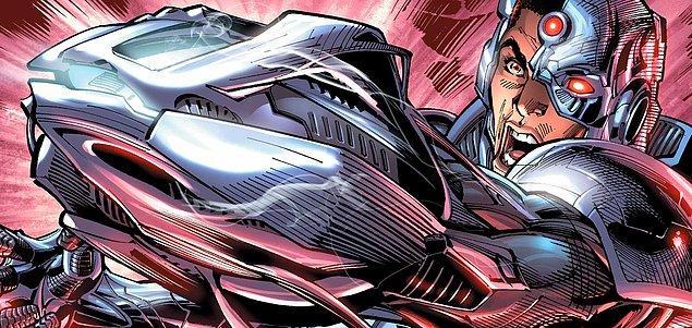 19. Cyborg