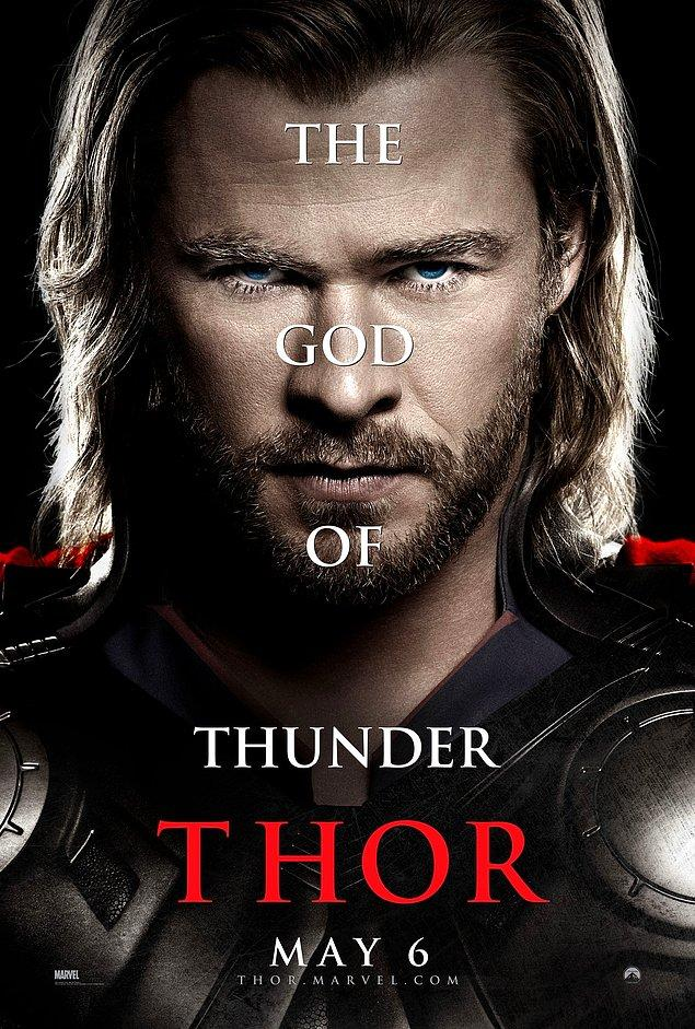 4. Thor (2011)