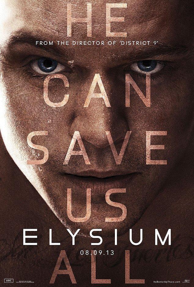 13. Yeni Cennet - Elysium (2013)