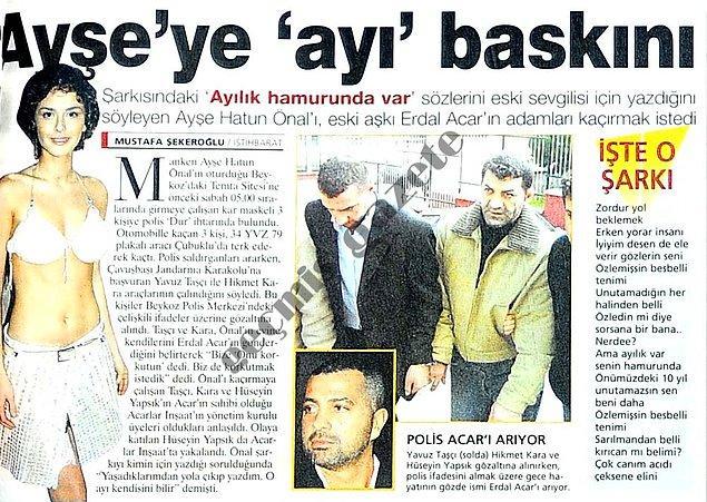 2006 yılında eski aşkı Ayşe Hatun Önal'la görüntülendi.