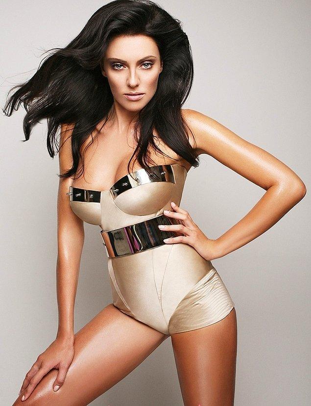 İşte karşınızda Türkiye'nin yeni yengesi: Magdalena Sebestova!