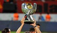 Süper Kupa Finalinin Geliri Demokrasi Şehitlerinin Ailelerine Bağışlanacak