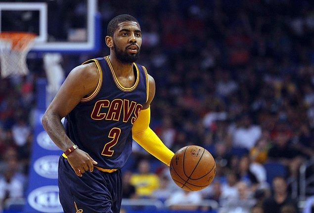 9. Kyrie Irving