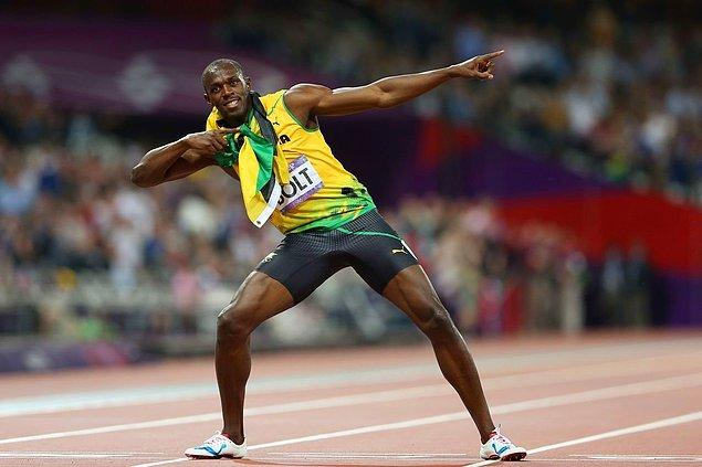 6. Usain Bolt