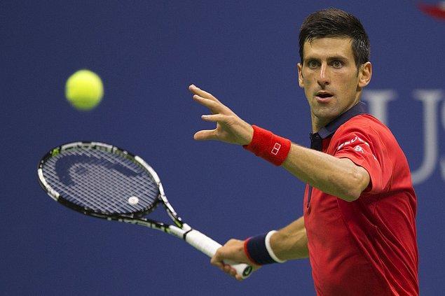 2. Novak Djokovic