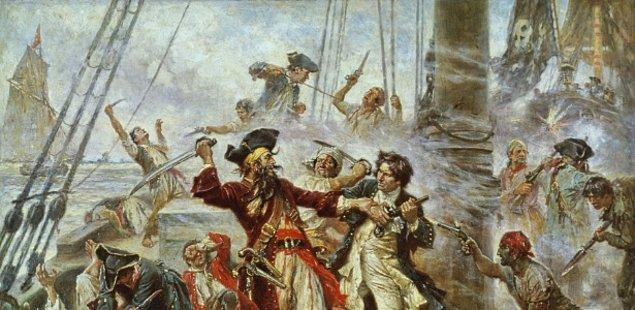 Korsanlar mı Saldırdı?