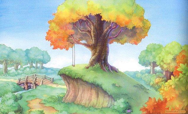1. 100 Hektar Ormanı - Winnie the Pooh