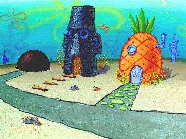 2. Bikini Kasabası - Sünger Bob