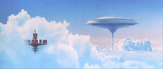 3. Bulut Şehri - Yıldız Savaşları, Bölüm V, İmparator