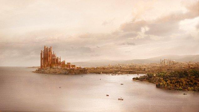 7. Kralın Şehri - Game of Thrones