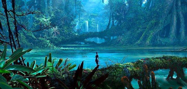 15. Pandora Gezegeni - Avatar