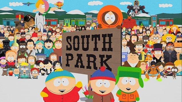 17. South Park - South Park