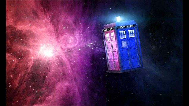 18. Tardis - Doctor Who