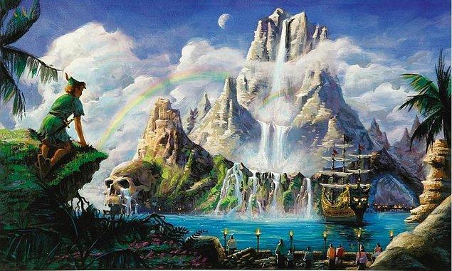 19. Varolmayan Ülke - Peter Pan