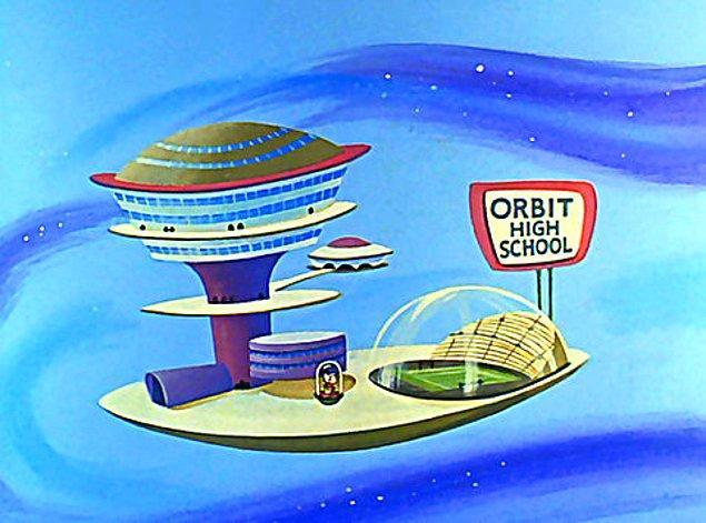 20. Yörünge Şehri - Jetgiller