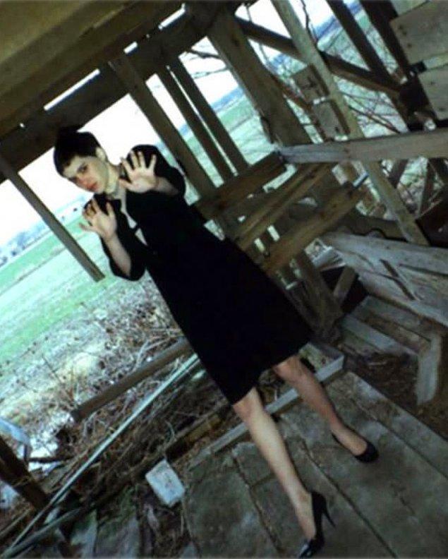 22. Regina Kay Walters'ın bir seri katil tarafından vurulmadan hemen önce çekilen fotoğrafı.