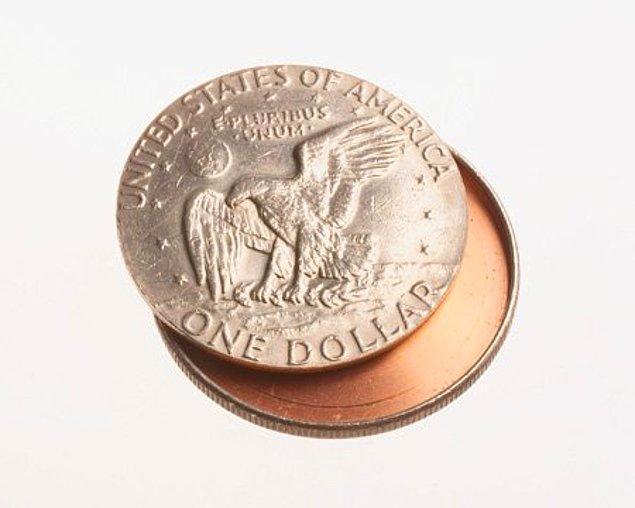9. İçi boş bozuk para