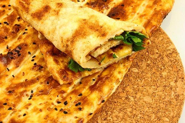 8. Malatyalıların meşhur ekmeği kendisi!