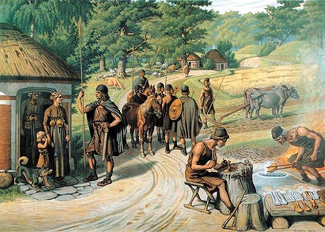 İnsanın madeni ilk işlediği dönem olan Bronz devrine ait kafatasının sahibine, Ava ismi verildi.