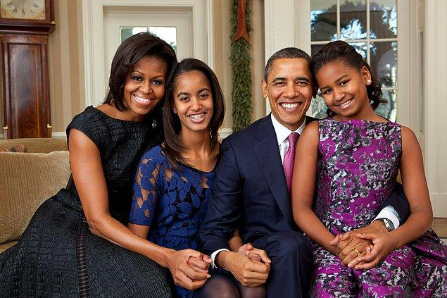 Tabii biliyorsunuz, Obama ailesi bu sene sonunda Beyaz Saray'dan ayrılacak.
