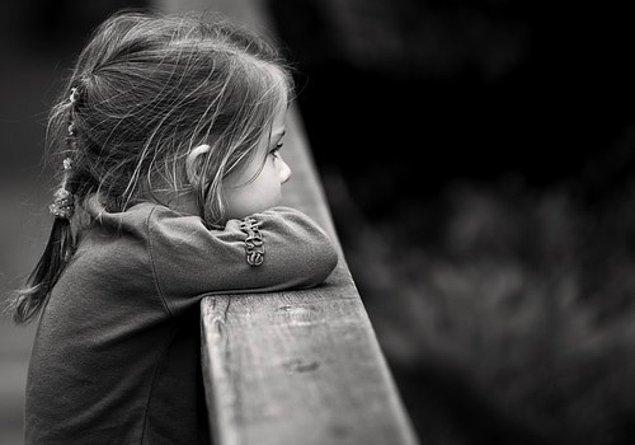12. Gelecekte bir çocuğunuz olunca bunları yaşamasını istemezsiniz