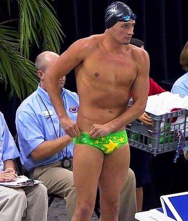 32 yaşındaki yüzücü daha önce dünya rekorları kırdı!