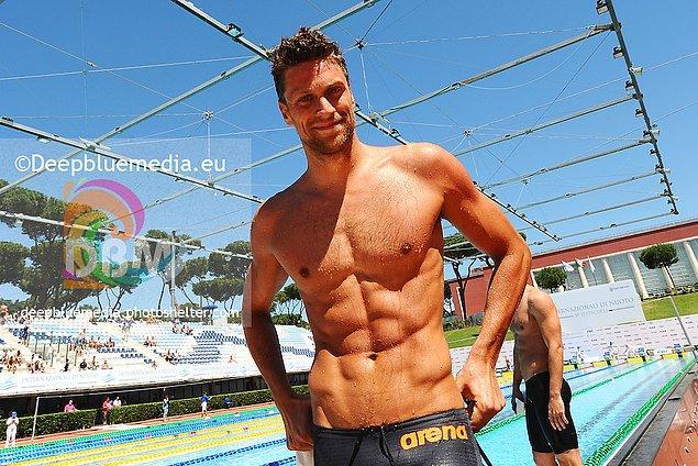 26 yaşında, 1,92 boyunda, defalarca İtalya şampiyonu olmuş... Bir de baklavaları var elbette!