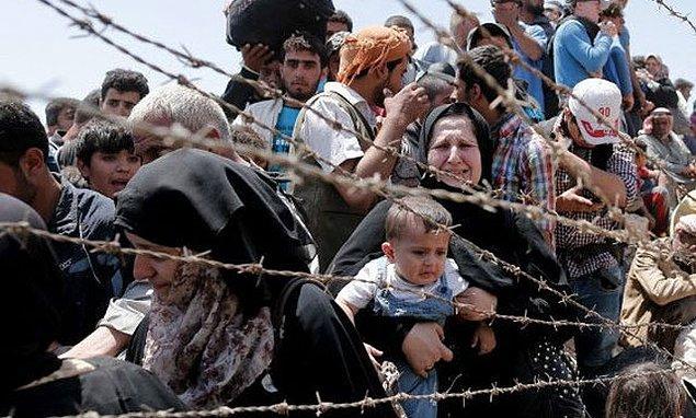 Belki de bir gün hepimiz mülteci olabiliriz...