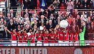 Mourinho ve Zlatan, Manchester United Macerasına Kupayla Başladı