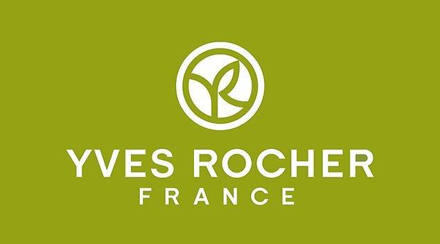 """Hani şu bir türlü doğru telaffuz ettiğinizden emin olamadığınız için geçiştirdiğiniz, aslında """"iv roşe"""" diye okunan Yves Rocher! O kadar zor değilmiş, değil mi?"""