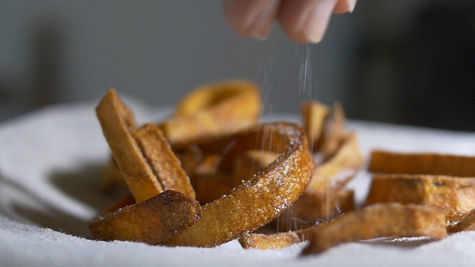 18. Yüzyılda Kıvırcık Patates Kızartması Nasıl Yapılıyordu?