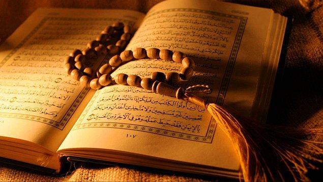 11. Konu islama gelmişken hemen soralım: Hangisi Kuran-ı Kerim suresidir?