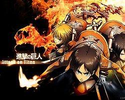 7. Attack On Titan / Shingeki no Kyojin