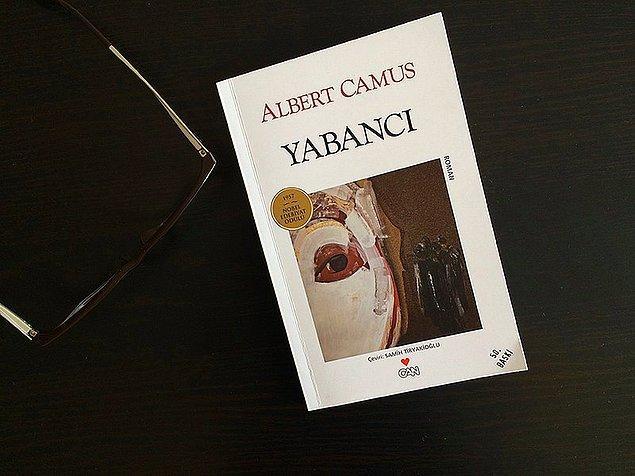 """2. """"Yabancı"""", (1942), Albert Camus"""