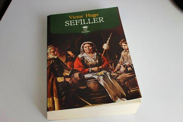 """9. """"Sefiller"""", (1862) Victor Hugo"""