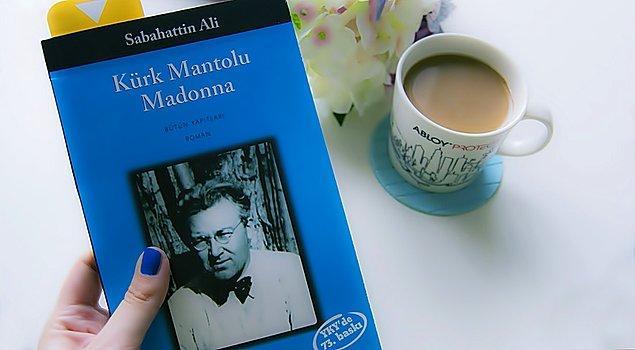 "12. ""Kürk Mantolu Madonna"", (1943) Sabahattin Ali"