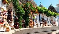 Sıra Dışı Mimarisiyle Aklınızı Başınızdan Alacak Yakışıklı İtalyan Kasabası: Alberobello