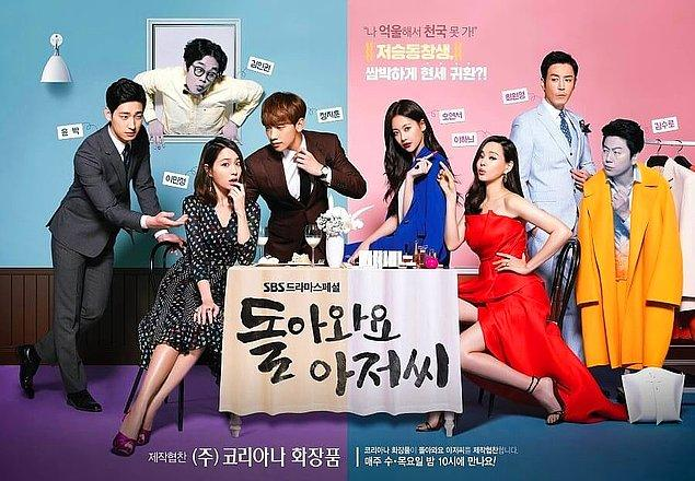 2. Please Come Back, Mister (2016)