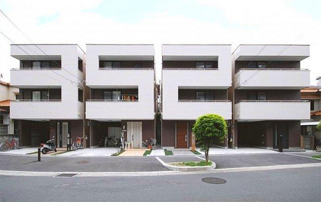 18. The Number House, Japonya