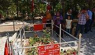 Ömer Halisdemir'in Mezarına 100 Bini Aşkın Ziyaretçi