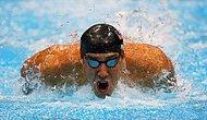 Mucize Adam: Phelps, 23. Altın Madalyasını Kazandı