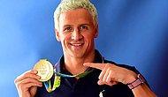 ABD'li Olimpiyat Yüzücüsü Ryan Lochte ve Takım Arkadaşları Rio'da Silahlı Soyguna Uğradı