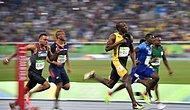 Bolt, 3. Kez Olimpiyat Şampiyonu